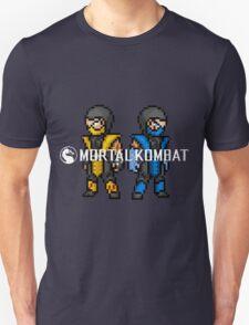 Mortal Kombat Pixelized  T-Shirt