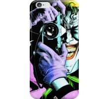 A Deathly Chuckle iPhone Case/Skin