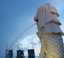 Merlion by BengLim