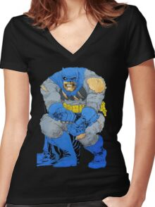 Triumphant Women's Fitted V-Neck T-Shirt