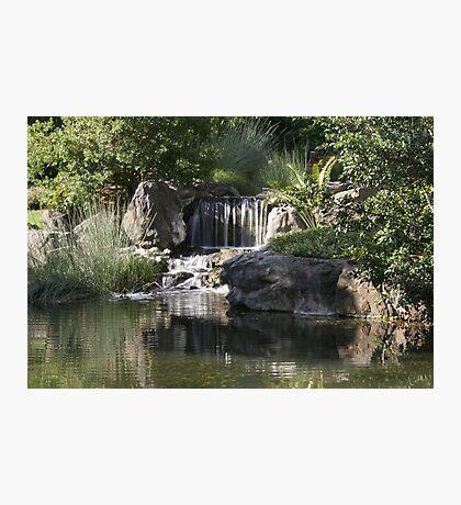 Waterfall.. original name Photographic Print