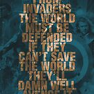 The Avengers - Typography. by The Eighty-Sixth Floor