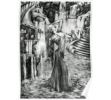 Equine Baths Poster
