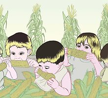 Children of the Corn by Raewyn Haughton