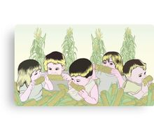 Children of the Corn Canvas Print