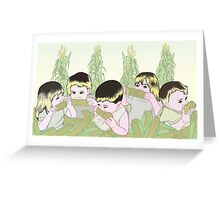 Children of the Corn Greeting Card