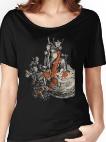 Ode to the devil Women's Relaxed Fit T-Shirt