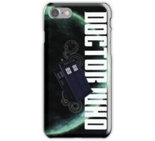 Doctor Who Slogan 2 iPhone Case/Skin
