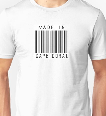 Made in Cape Coral Unisex T-Shirt