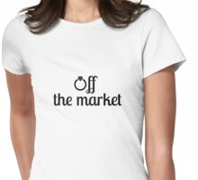 Off The Market Womens Fitted T-Shirt