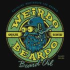 Weirdo Beardo by HeartattackJack