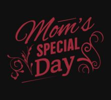 Mom Special Day Kids Clothes