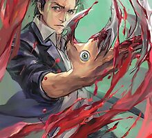 Parasyte Anime by Misco Jones