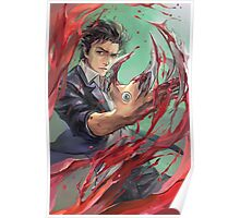 Parasyte Anime Poster