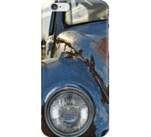 Blue Beetle Bug iPhone Case/Skin