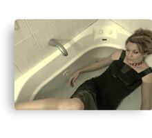 Bath 1 Canvas Print