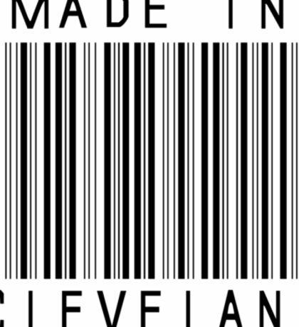 Made in Cleveland Sticker