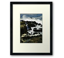 Return To Simplicity Framed Print