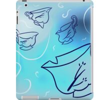 Elegant Chipped Cup iPad Case/Skin