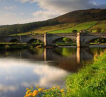 Burnsall Bridge, Yorkshire Dales by bobubble