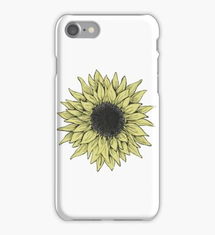 Sunflower Daze iPhone Case/Skin