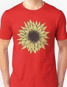 Sunflower Daze Unisex T-Shirt