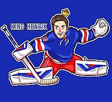 King Henrik by KanaAiysoublood