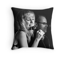 Sometimes it is all about the passion in the song Throw Pillow