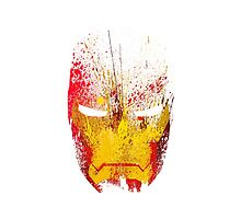 Iron Man by Matthew Gilbert