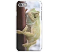 I'm A Bit Of A Chameleon iPhone Case/Skin