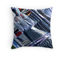 IT'S ALL ABOUT CHROME/series/2 Throw Pillow