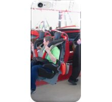 X-Flight, Six Flags Great America iPhone Case/Skin