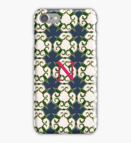 The Venetian Print - N iPhone Case/Skin