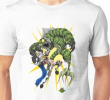 Triumph of the Werefish Unisex T-Shirt