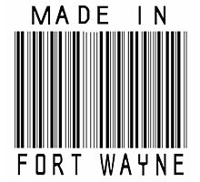 Made in Fort Wayne Photographic Print