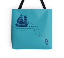 Long Distance Love Tote Bag