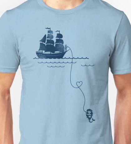 Long Distance Love Unisex T-Shirt