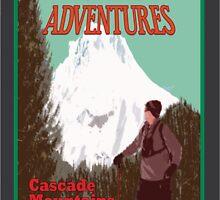 Mt Hood Hiking by Randall Paul