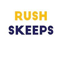 Rush Skeeps Photographic Print