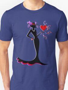 She is Lady ... Unisex T-Shirt
