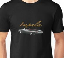 Chevy Impala Convertible for 1959 Unisex T-Shirt