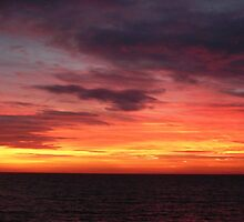 Sunset II by Dan Cash