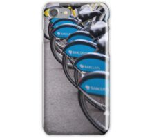Boris Bikes iPhone Case/Skin