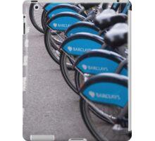 Boris Bikes iPad Case/Skin