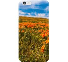 Lancaster Poppy Fields, Welcome Spring iPhone Case/Skin