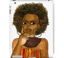 Pause for Thought iPad Case/Skin