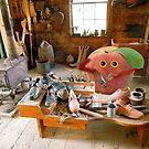 Peach Cobbler by Susan Littlefield