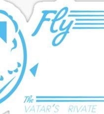 Fly Appa Sticker