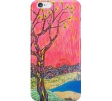 japanese tree iPhone Case/Skin