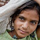 Girl in Jodhpur, India by niklens